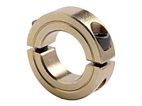 Corrosion Resistant Two-Piece Clamping Collar CR2C-Series