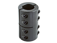 Metric Two-Piece Industry Standard Clamping Couplings 2MISCC-Series