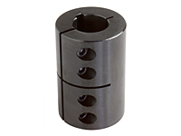 One-Piece Clamping Couplings Recessed Screw w/Keyway CC-Series