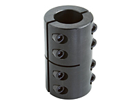 Metric Two-Piece Industry Standard Clamping Couplings 2MISCC-Series / Two-Piece Industry Standard Clamping Couplings 2ISCC-Series (G2MSCC-06-06 and higher)