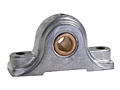 Bronze Bearing, Die-Cast Housing, Rigid Type PBDC-BR - Series