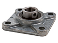 Ball Bearing, Die-Cast Housing, Rigid Type (4 Bolt) F4DC-BL - Series