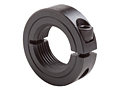 One-Piece Threaded Clamping Collar ISTC-Series Black Oxide